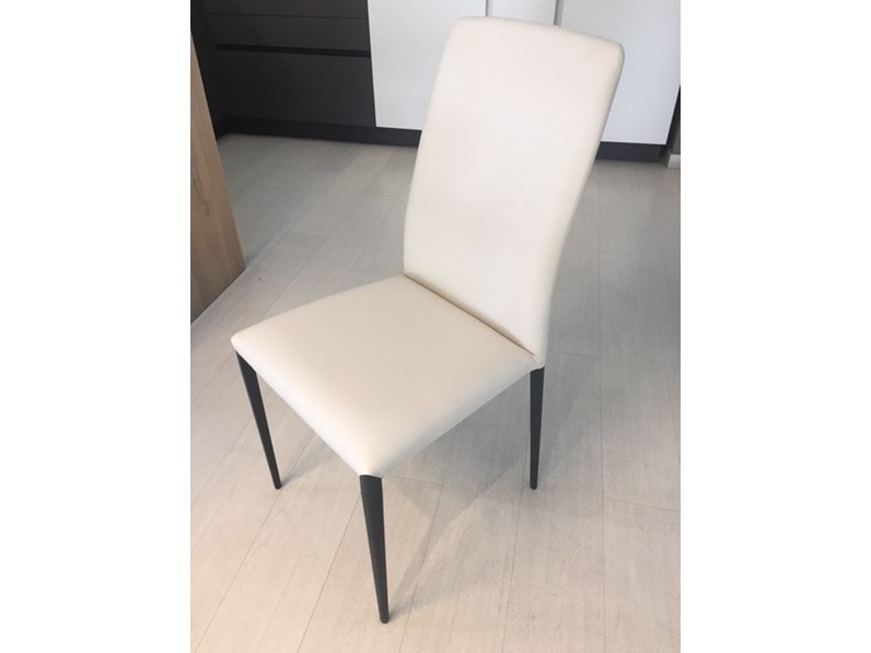 Sedia senza braccioli riflessi da soggiorno in offerta outlet for Sedie soggiorno prezzi