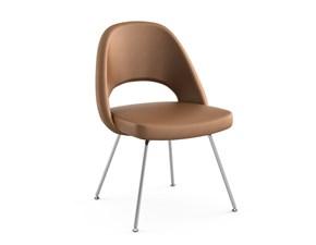 Sedia senza braccioli Saarinen  Knoll international a prezzo scontato