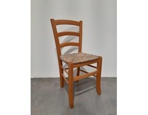Sedia senza braccioli Sedia campagnola Domus mobili in Offerta Outlet