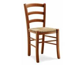 Sedia senza braccioli Sedia sila Md work a prezzo ribassato