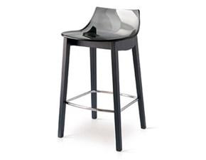 Sedia senza braccioli Sg1541 Artigianale a prezzo Outlet