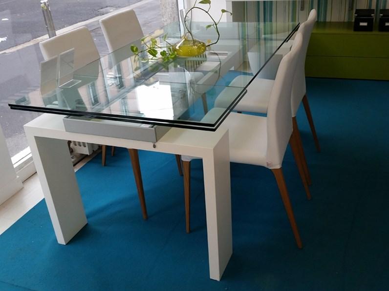 Sedia senza braccioli Tavolo con 4 sedie Tonin casa a prezzo ribassato