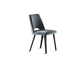 Sedia senza braccioli Thea Gallotti & radice a prezzo scontato