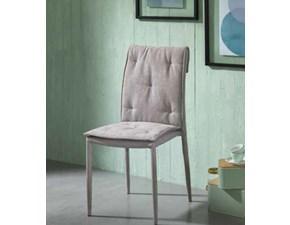 Sedia senza braccioli Wua.st Md work a prezzo Outlet