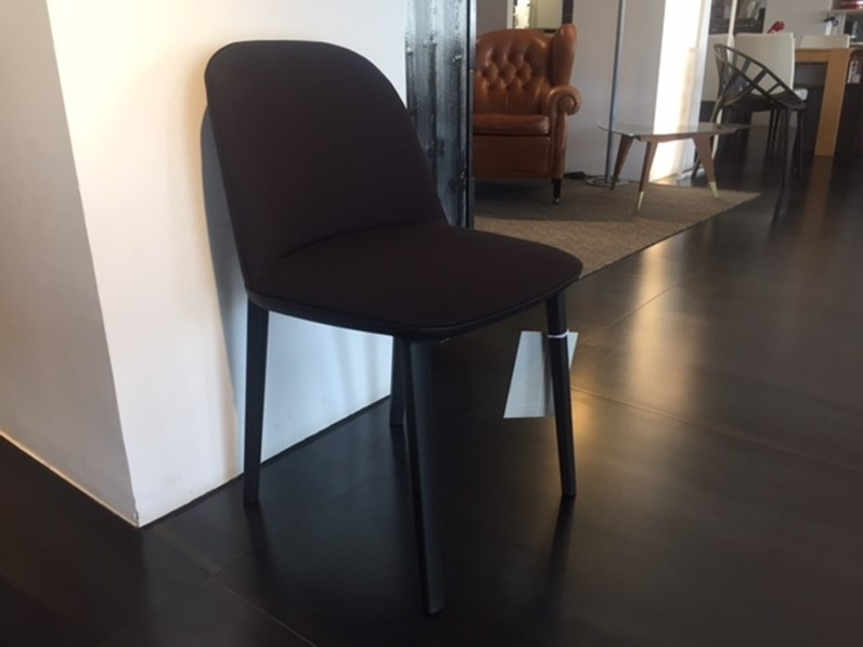 Sedia Softshell side chair Vitra SCONTATA 23%