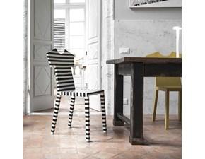 Sedia T-chair Mogg in OFFERTA OUTLET