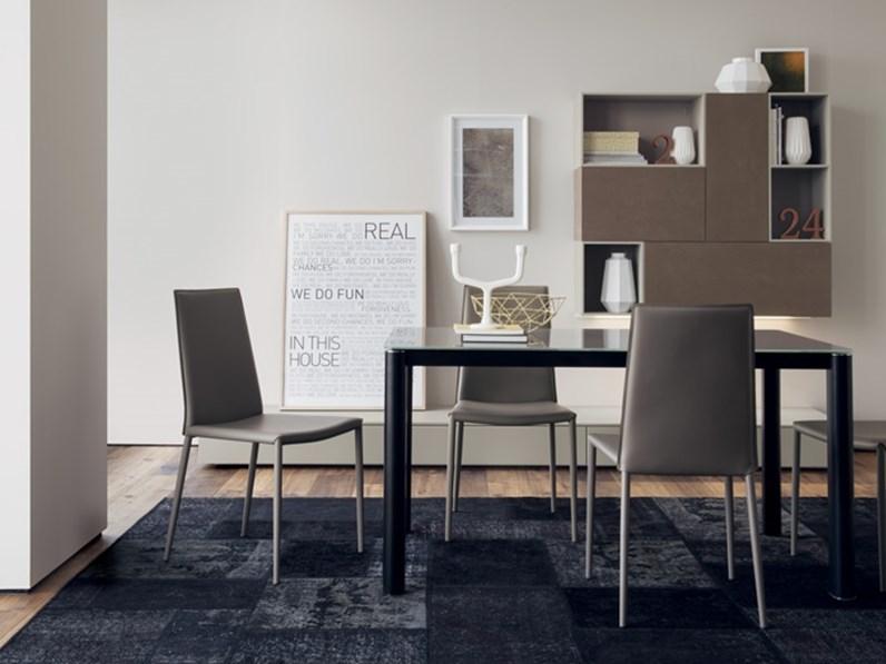 Sedia unique scavolini a prezzo scontato 25 for Sedie di marca