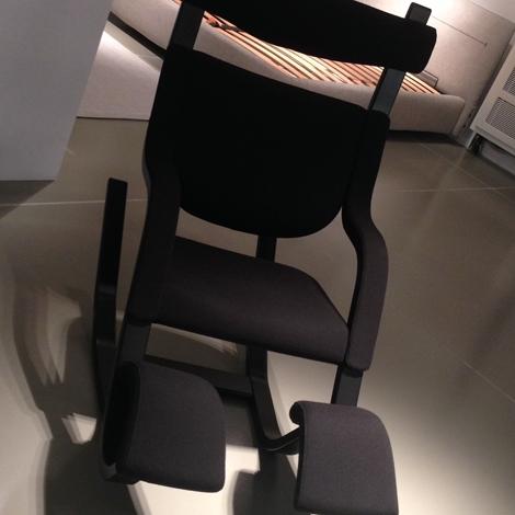 Sedia vari r gravity scontato del 34 sedie a prezzi for Sedia ufficio varier