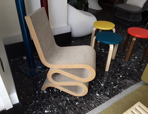 Sedia Wiggle side chair  Vitra SCONTATA 29%