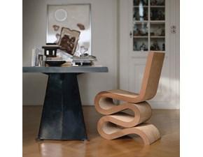 Sedia Wiggle side chair  Vitra SCONTATA 29%