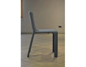 Outlet sedie tessuto sconti fino al 70 for Sedie kristalia outlet