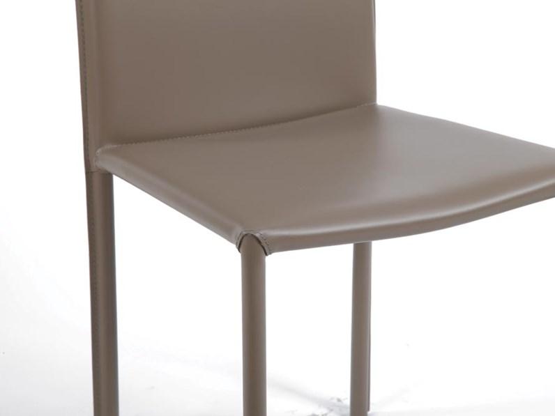 Sedia zanotto giada media scontato del 55 sedie a for Zanotto arredamenti