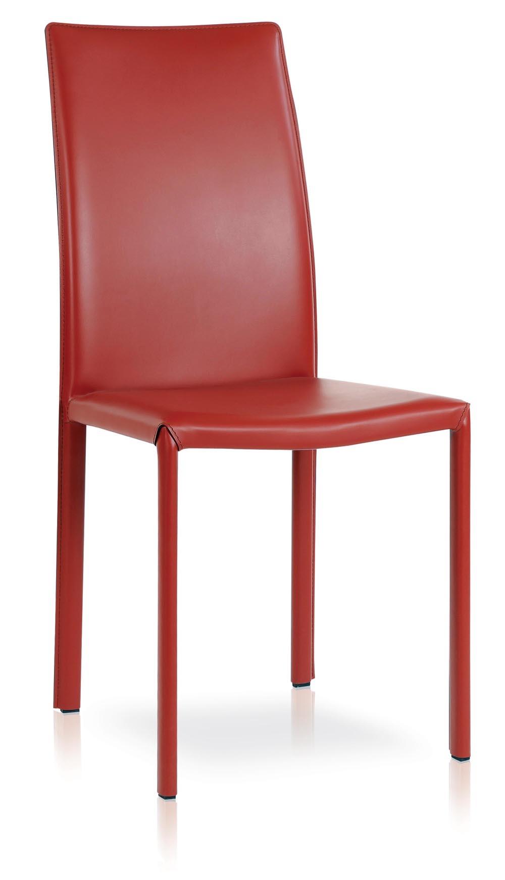 Sedia zanotto giada media scontato del 55 sedie a for Sedie cuoio prezzi