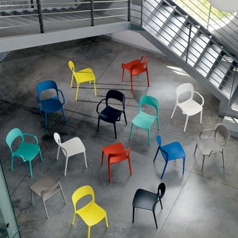 Sedia bontempi casa modello gipsy sedie a prezzi scontati - Cucine leicht prezzi ...