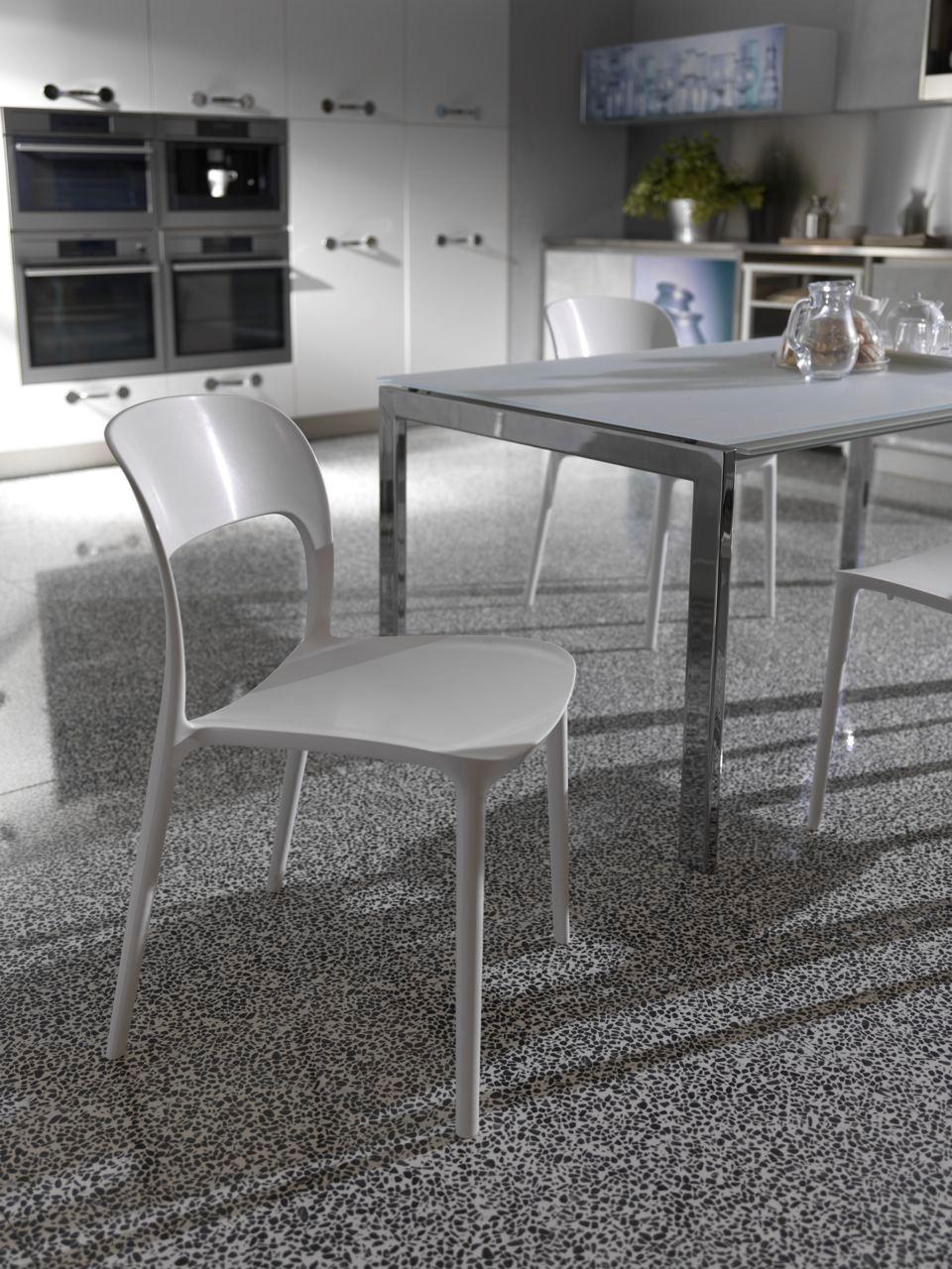 Sedia bontempi casa modello gipsy sedie a prezzi scontati for Sedie soggiorno prezzi