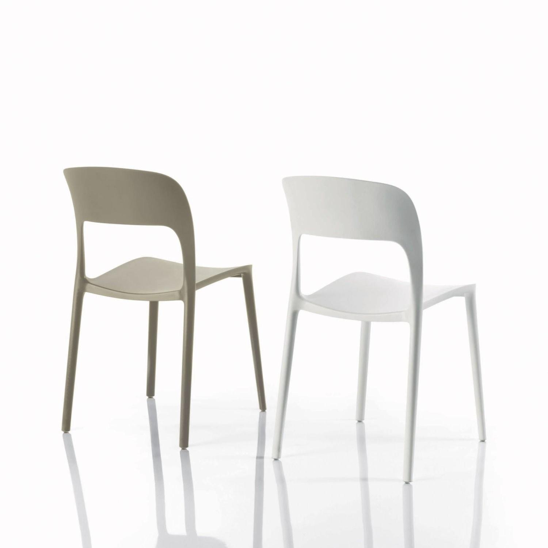 Sedia bontempi casa modello gipsy sedie a prezzi scontati for Sedie e sedie