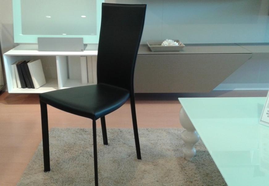 Sedia cattelan modello nina sedie a prezzi scontati for Sedie in cuoio