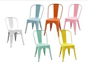 Prezzi sedie moderne for Sedie kristalia outlet