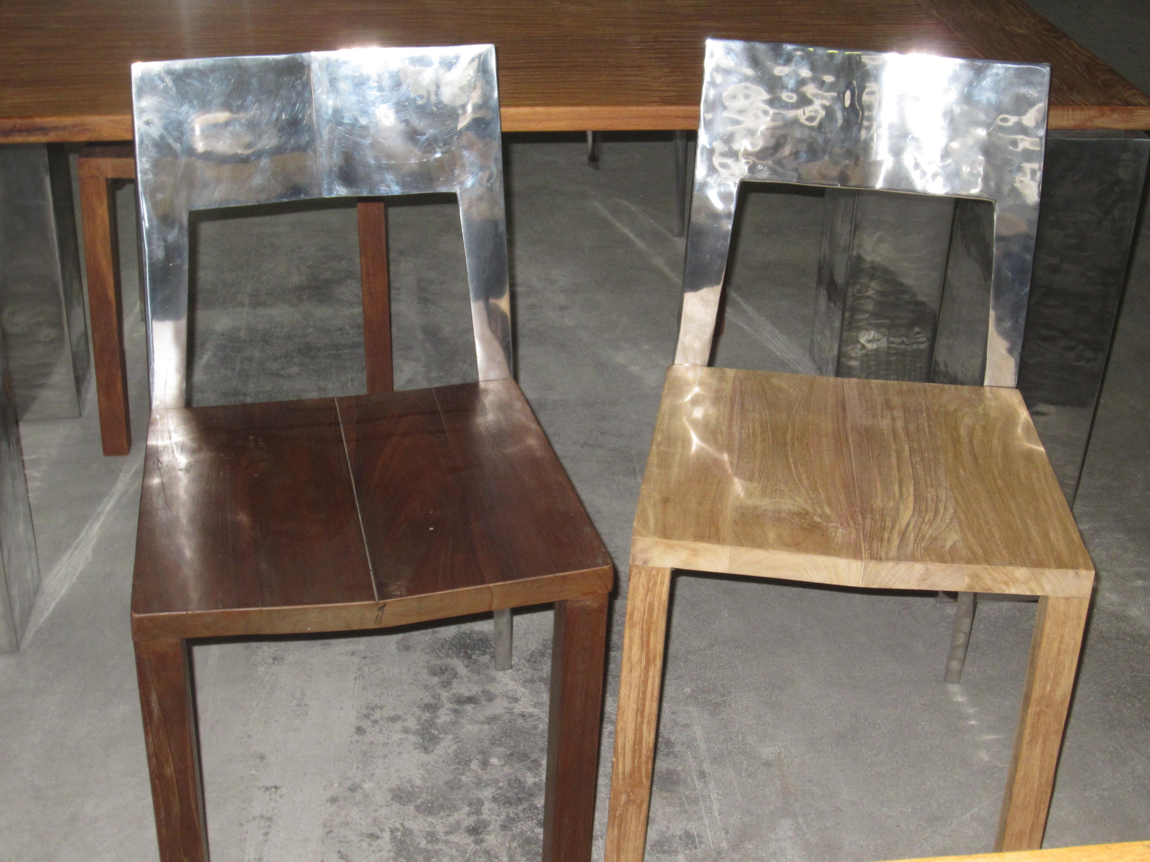latest se teak e alluminio with se design legno