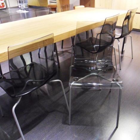 Sedie gel trasparenti fum in prezzo affare sedie a for Sedie a basso prezzo