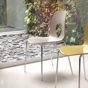 sedie da cucina moderne scontate modello Hole - 7207