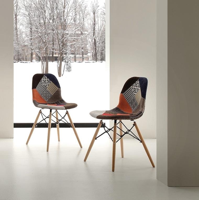 Emejing sedie imbottite prezzi images for Sedie design scontate