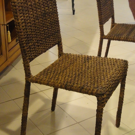 Sedie in abaca scontate del 60 sedie a prezzi scontati for Sedie scontate