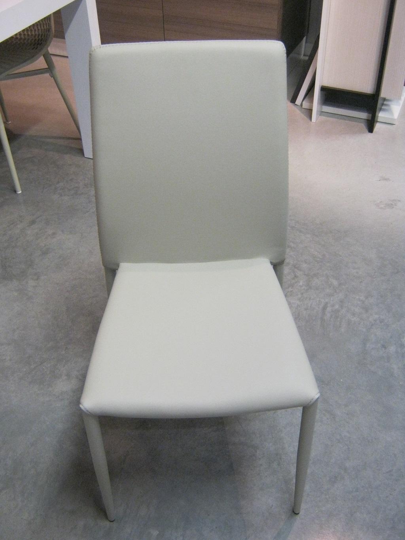 Sedie in ecopelle max home sedie a prezzi scontati for Sedie in ecopelle