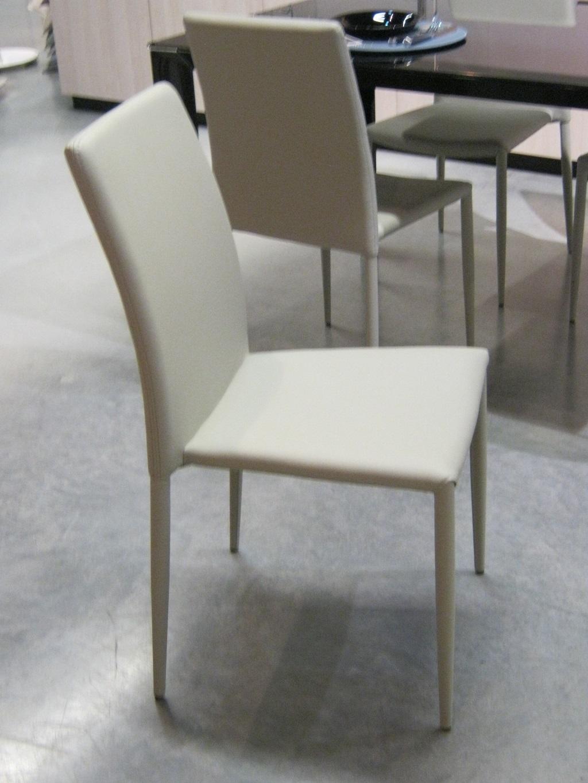 Sedie in ecopelle max home sedie a prezzi scontati for Sedie di marca