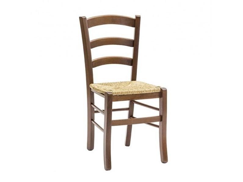 Sedie in legno impagliata con un ribasso del 52%