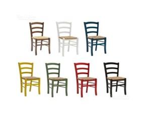 Outlet sedie prezzi sconti del 50 60 70 for Sedie impagliate prezzi