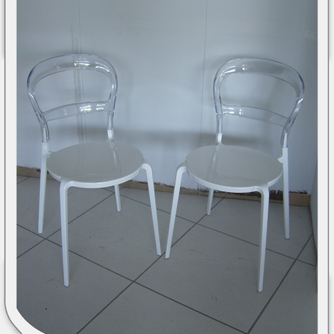 Calligaris sedia wien sedie scontato del 61 sedie a - Sedia wien calligaris ...