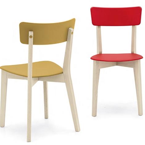 Sedia per cucina modello holly scontata del 30 sedie a - Grancasa sedie cucina ...