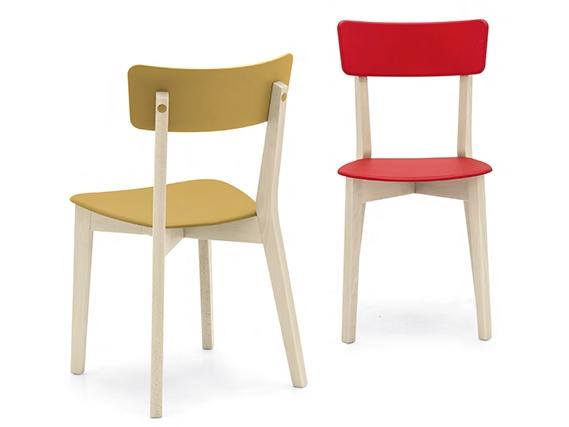 Sedie colorate per cucina top sedie per cucina moderna for Tavoli e sedie per cucina moderna