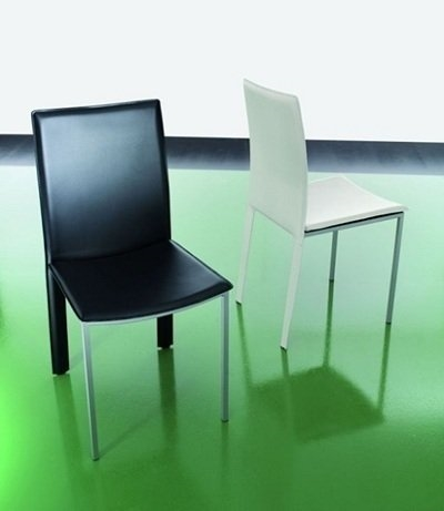 Sedie sprite cuoio occasione sedie a prezzi scontati for Sedie cuoio prezzi