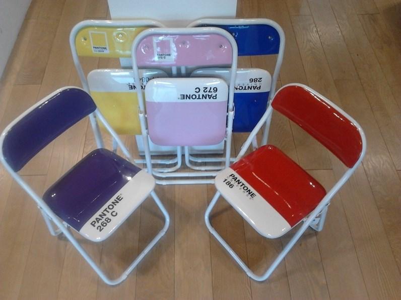 SELETTI sedia PANTONE - Sedie a prezzi scontati