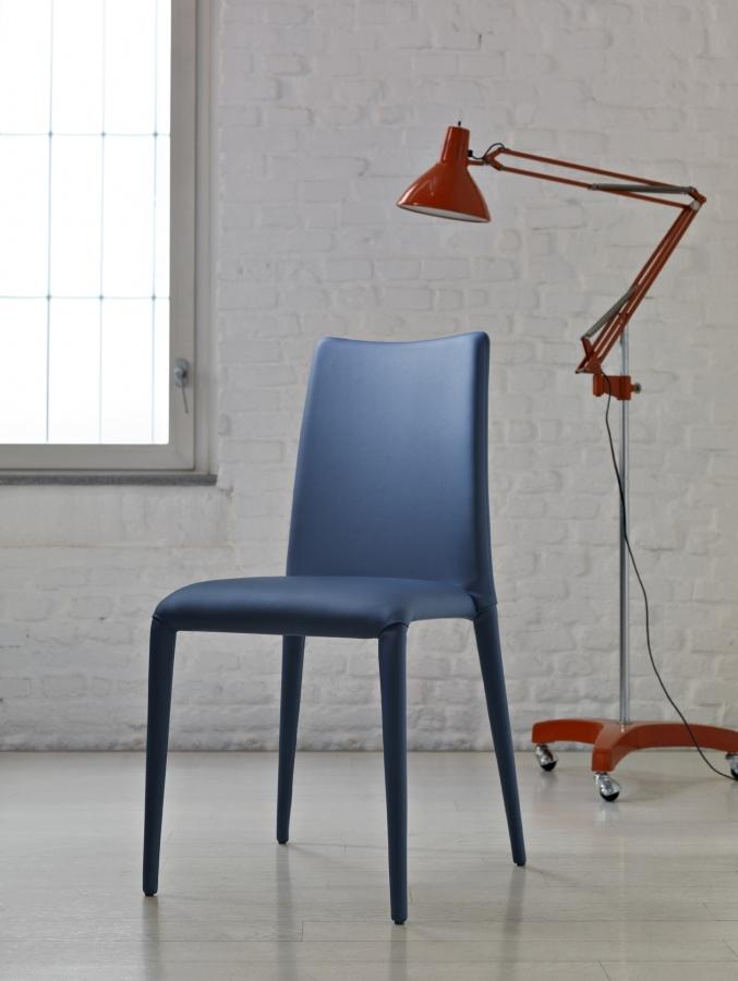 set 6 sedie rivestite in ecopelle by midj nuove a prezzo