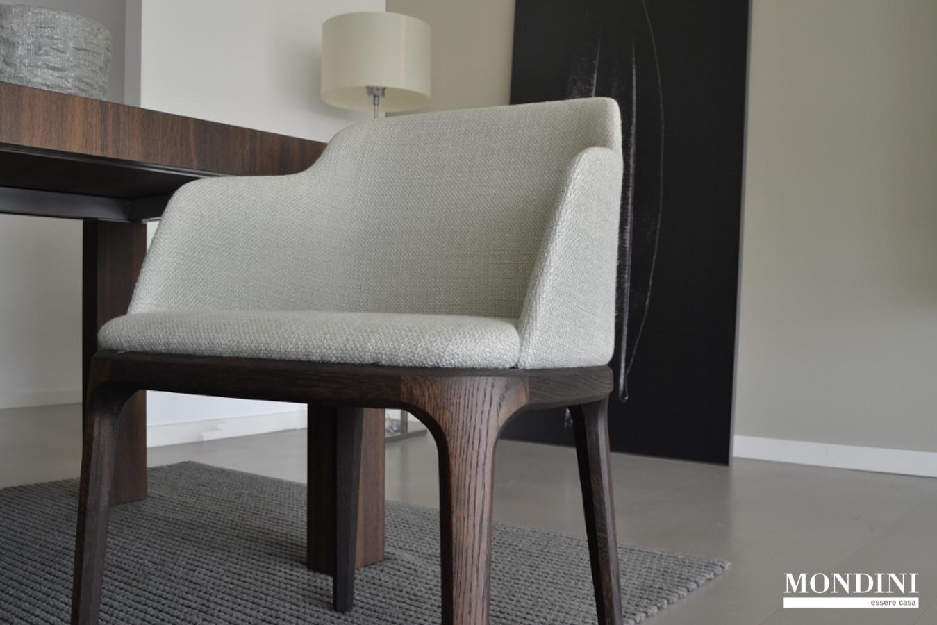 Set di 4 sedie modello Grace di Poliform scontate del 50% ...