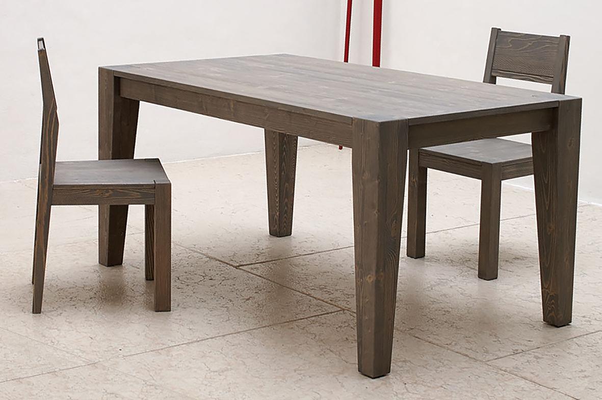 Set di 6 sedie in puro legno nuove a prezzo scontato for Set 6 sedie moderne