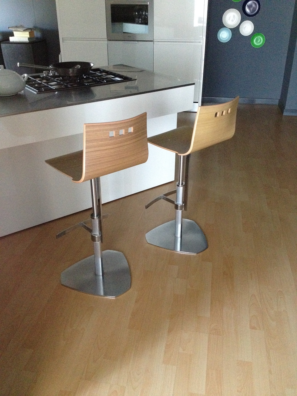 sgabelli cucina in legno ozzio scontati del 50 sedie a