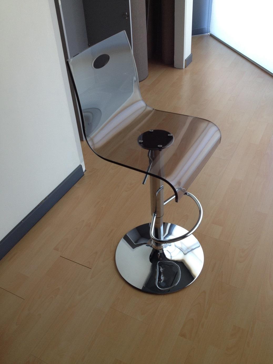 Sgabelli cucina moderni ozzio scontati del 50 sedie a - Sgabelli da bagno ...