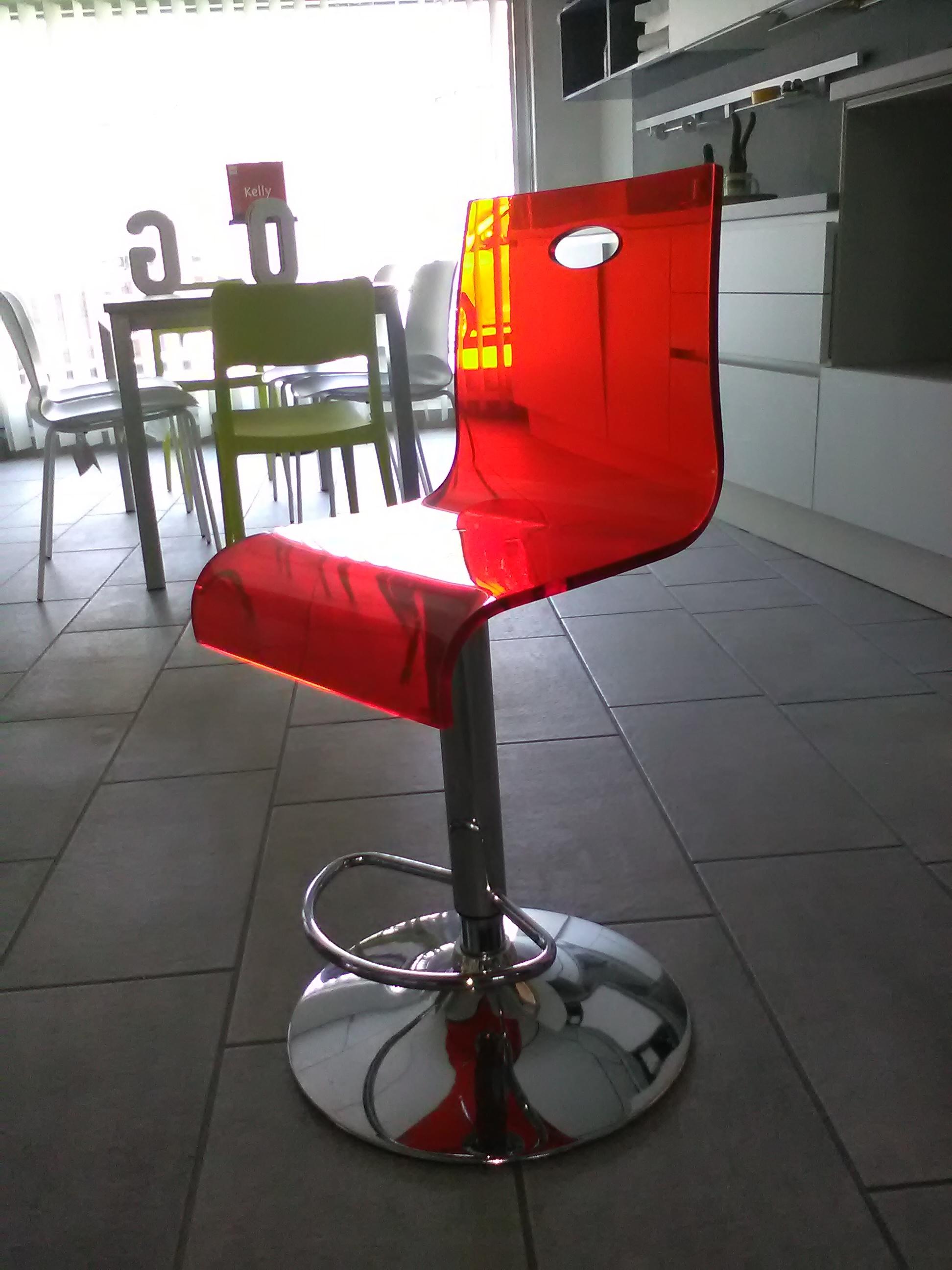 Sgabello da cucina regolabile scontato sedie a prezzi for R da cucina
