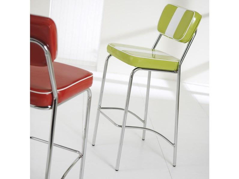Sgabello laseggiola modello hollywood stool