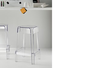 Sedia Panton Trasparente : Outlet sedie plastica prezzi sconti online 50% 60%