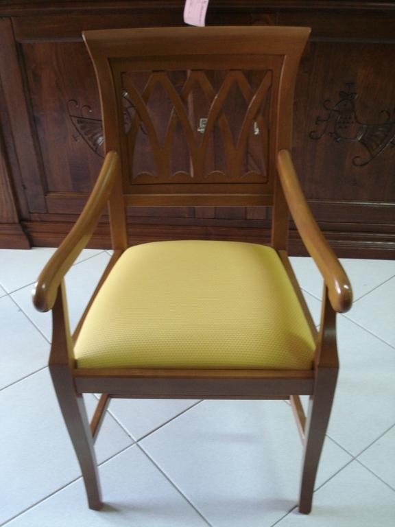 stock di 8 sedie da soggiorno più 1 sedia capotavola in legno ... - Sedie Da Soggiorno In Legno