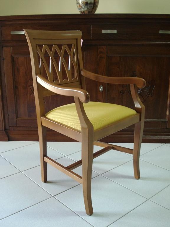 Stock di 8 sedie da soggiorno pi 1 sedia capotavola in - Sedie capotavola ...