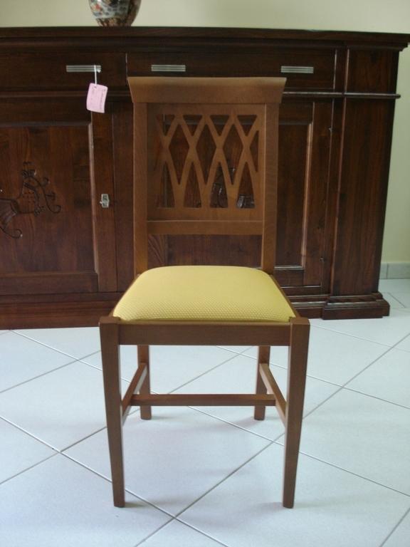 Stock di 8 sedie da soggiorno pi 1 sedia capotavola in for Sedie da soggiorno