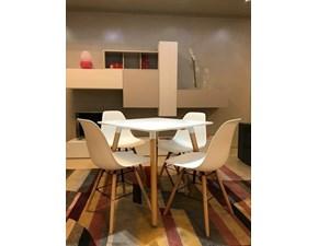 Tavolo con 4 sedie a prezzo ribassato 34%