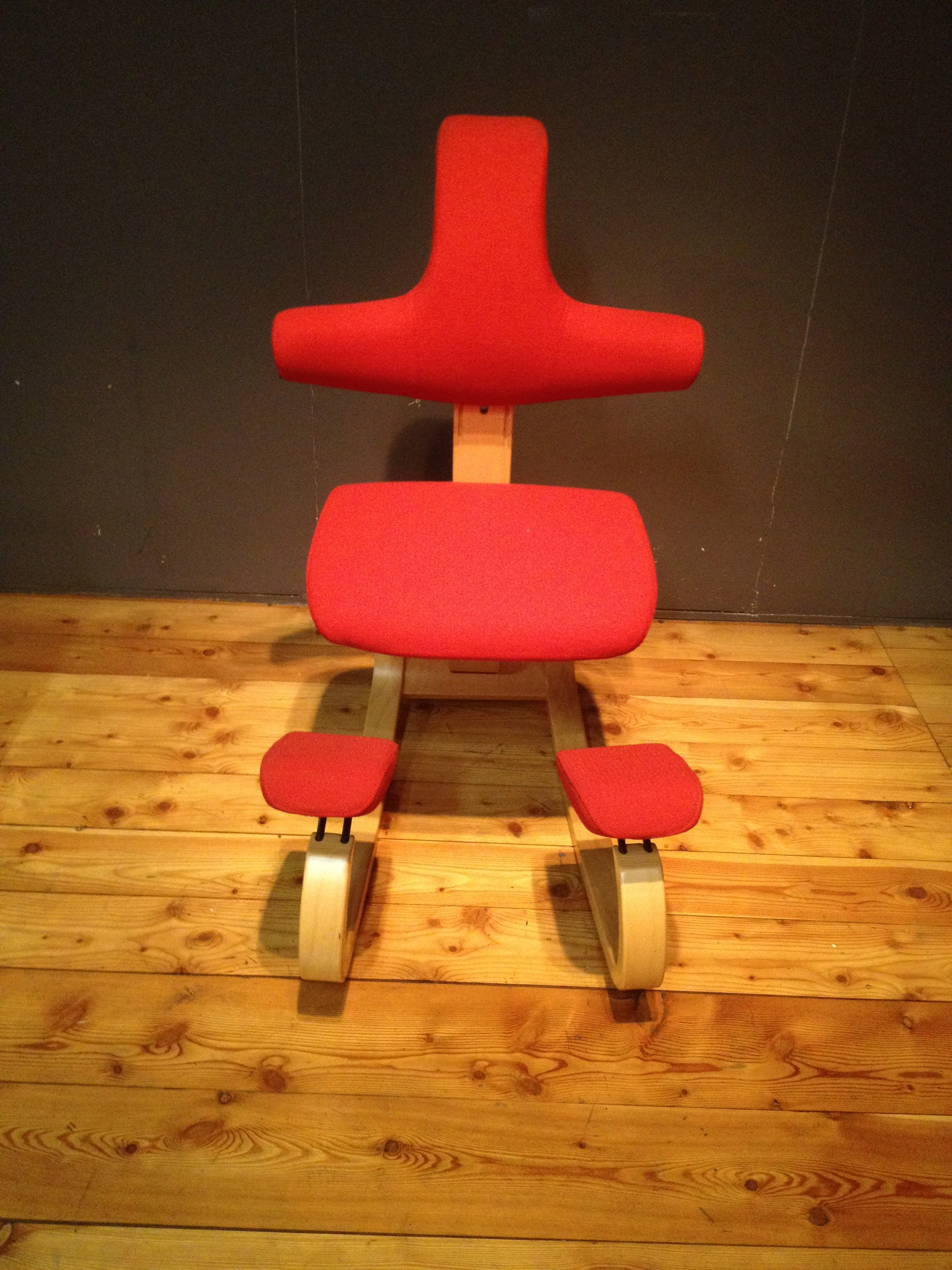 Thatsit Balance rossa - Sedie a prezzi scontati