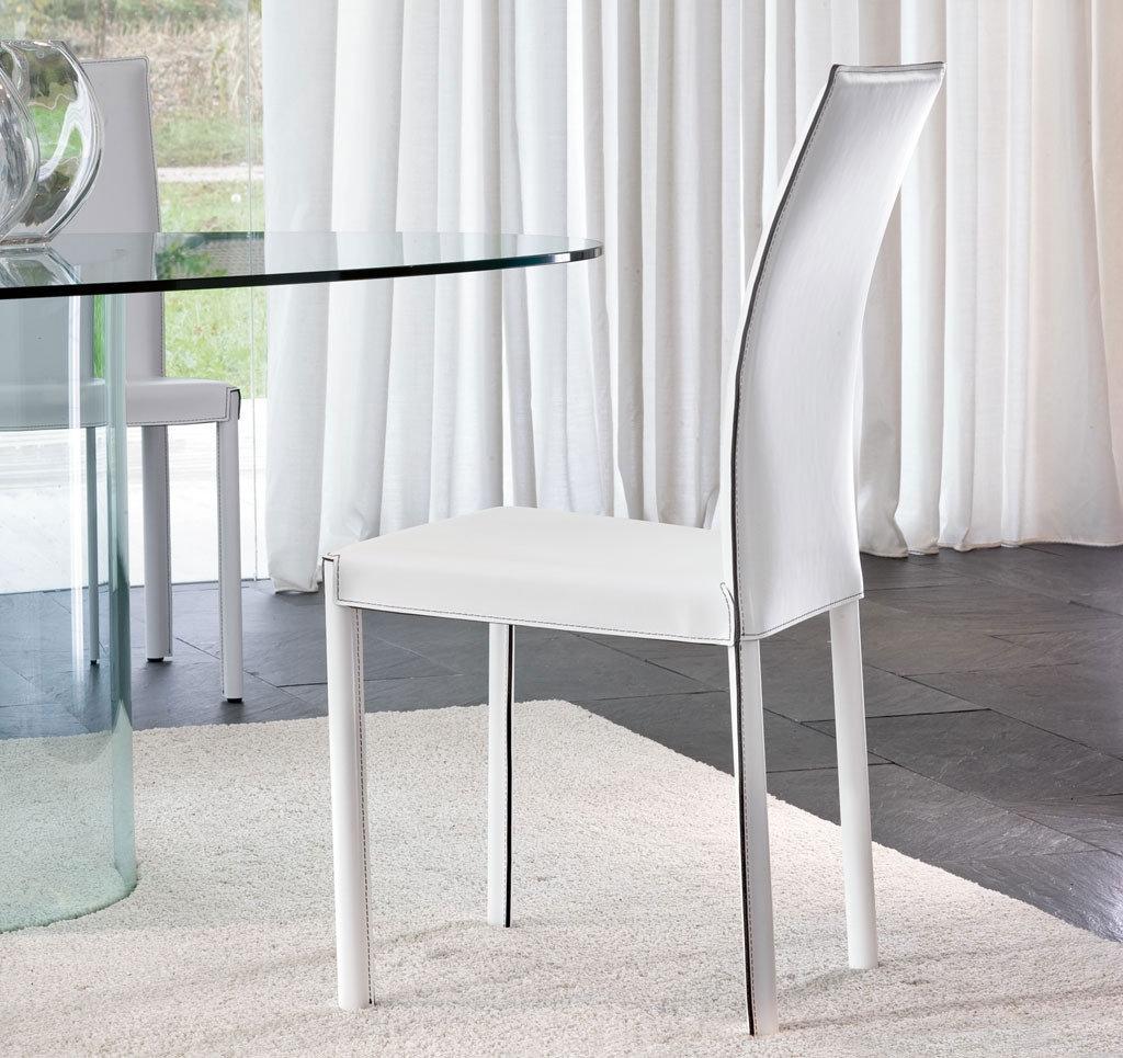 Tonin casa sedia plaza cuoio sedie a prezzi scontati for Sedie in cuoio